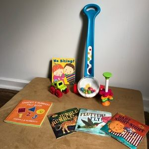 Other - Infant to young toddler learning/motor toys bundle